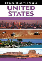 United States Countries Of The World, Sally Garrington, New Book