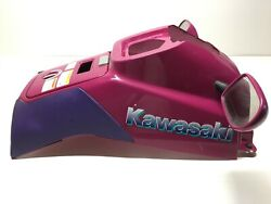 95 Kawasaki Sts Steering Center Cowl And Storage Cover 14090-3741-5k 14090-3723-5k