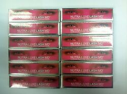 Lot of 12 NUTRA LUXE Nutraluxe LASH MD Eyelash Conditioner 3ml Wholesale #mdoa