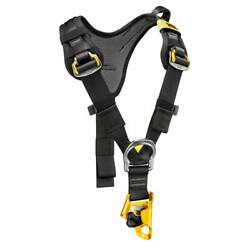 Top Croll L Chest Harness By Petzl
