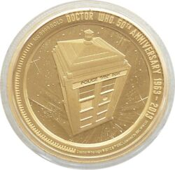 2013 Niue Doctor Who Tardis $200 Gold Proof Coin Box Coa Issue 250