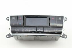 OEM MAYBACH 57S 62S V240 W240 REAR CLIMATE CONTROL PANEL SWITCH A2408300285