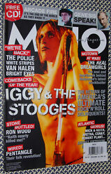 Mojo Magazine, Iggy And The Stooges, Motown The Police, White Stripes, Arcade Fire