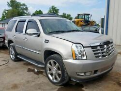 Trunk/Hatch/Tailgate With Rear View Camera Opt UVC Fits 07-08 ESCALADE 767322