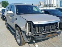 Trunk/Hatch/Tailgate With Rear View Camera Opt UVC Fits 07-08 ESCALADE 787035