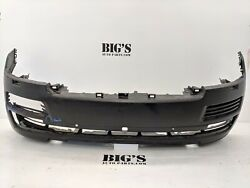 2013 - 2017 Range Rover Hse L405 Front Bumper Cover Oem Used 848662