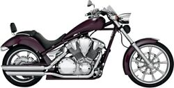 Vance And Hines, Twin Slash Power Chamber Equipped Slip-on,, 18421