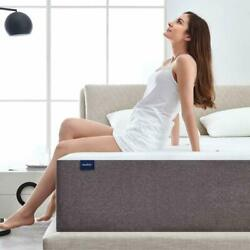 Queen Mattress Molblly 10 Inch Memory Foam Mattress In A Box Breathable Bed Co