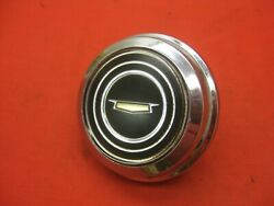1966 Chevy Belair 2 And 4 Door Sedan And Station Wagon Horn Cap   2513