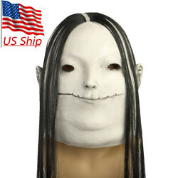 Cosplay Scary Stories To Tell In the Dark Mask Halloween Evil Scary Mask Props