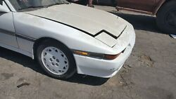 1989 Toyota Supra Mk3 Complete Front End With Fenders And Hood Used