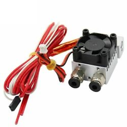 2 In 1 Out J-head Single Head Double Color Remote Extruder Hot End Mix Extrusion