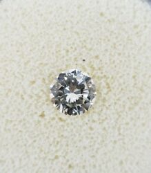 G.I.A. CERTIFIED 2.01CT LOOSE ROUND DIAMOND VVS2 QUALITY F COLOR