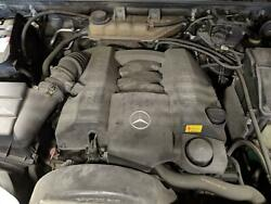 2004 Mercedes Ml350 3.5l Engine Motor With 91086 Miles