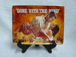 Gone With The Wind The Passion Scarlett And Rhett Bradford Exchange L/e Plate