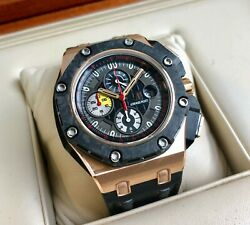 AUDEMARS PIGUET ROYAL OAK OFFSHORE GRAND PRIX CHRONOGRAPH 26290RO.OO.A001VE.01