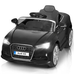 12V Audi A3 Licensed RC Kids Ride On Car Electric Remote Control Christmas Gift