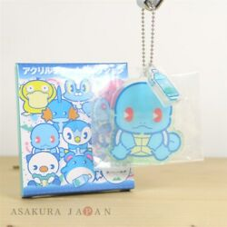 Pokemon Center Original Fresh Water Series Acrylic Charm 1 Squirtle