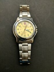 Swiss Navy Watch Stainless Steel Band Japanese Movement