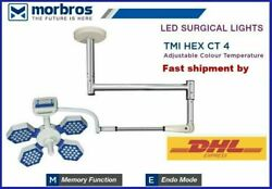 New Ot Led Surgical Lights For Surgical Operation Theater Operating Lamp Tmi-heq
