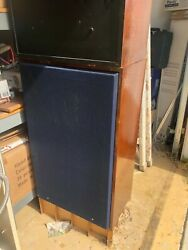 Pair Of Jbl 4315 Horn Empty Cabinets