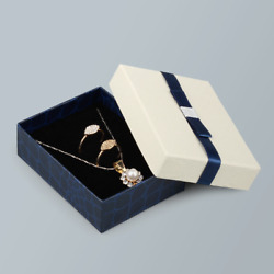 200x Earring Brooches Box Pendant Bracelet Lucky Charms Costume Jewellery Boxes