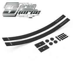 For 1968-1987 Gmc Pickup 2 Inch Rear Lift Long Kit Add A Leaf + Shims 4wd 4x4