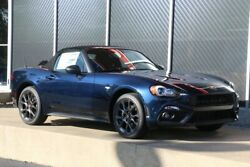 2019 Fiat 124 Spider Abarth Great Choice on this Fiat 124 Spider Call Today Before it Sells!!!