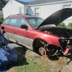 Subaru Outback 2004 For Parts Not Working