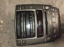 06 07 08 Lexus IS250 6 Disc Changer CD MP3 Radio w/Climate Control P1801 OEM