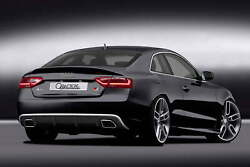 Caractere Audi A5 B8.5 Rs5 Style Diffuser With Dual Exhaust Set