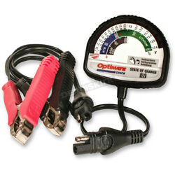 Tecmate Optimate Test Ts127 Battery Tester For Lithium Batteries - Ts-127