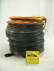 Chicago Electric 8 Inch By 16 Foot Ventilation Duct Orange Nwt