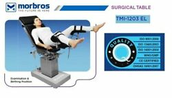 General Surgery Ot Table Semi Electric Operation Theater Surgical Table Jhsgdjk