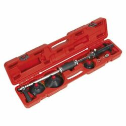 Sealey Air Suction Dent Puller - Plunger Type Re012