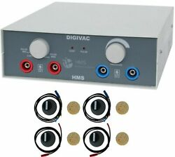 New Vacuum Therapy Digivac Computerized Easy Fixing Vacuum Therapy Machine Ljh