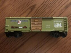 Lionel 7783 Hard To Find Toy Train Museum Ives Toys Boxcar 1983 O Gauge New