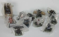 11 Dreamblade Figures Sealed Bags Wizards Wotc Miniatures Bloodcut War Lot New