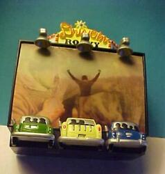 Rocky Balboa Drive In Plays Theme Song Carlton Cards 138 Ornament