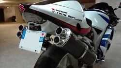 Suzuki Tl 1000s 97-01 Carbon Performance Exhausts Mufflers By Max Torque Cans