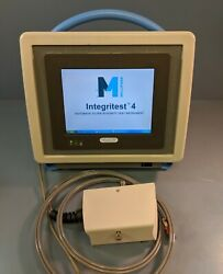 Millipore Integritest 4n Automatic Filter Integrity Test Instrument Xit4n0001 4
