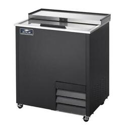 Arctic Air Agf36 36 Glass Chiller And Froster W/ Black Exterior