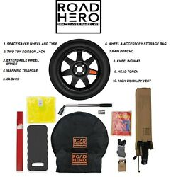 Space Saver Wheel And Tyre Kit Fits Dodge Neon 5x100 Neon Srt-4