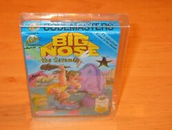 Big Nose The Caveman Nes, 1991 Brand New And Sealed