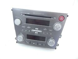 SUBARU Legacy outback 6 Disc MP3 CD Changer Player Auto Climate P-204UH 2008