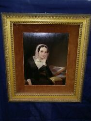 Beautiful Painting By Alfred C. Payne Oil On Board