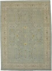 Muted Antique Washed Traditional Classic New 10x14 Oriental Area Rug Carpet