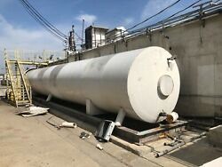 Large Industrial CO2 Tank