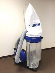Dust Collector For Cp Bourg Bookbinder P/n Lurem-aspi-2000