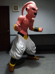 Kid buu Dragon Ball Z SUPER goku life size custom statue Finet XM sideshow